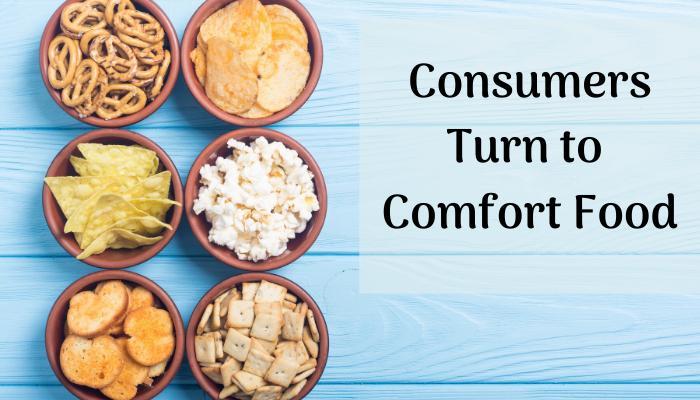 Coronavirus Comfort Food (And Booze)