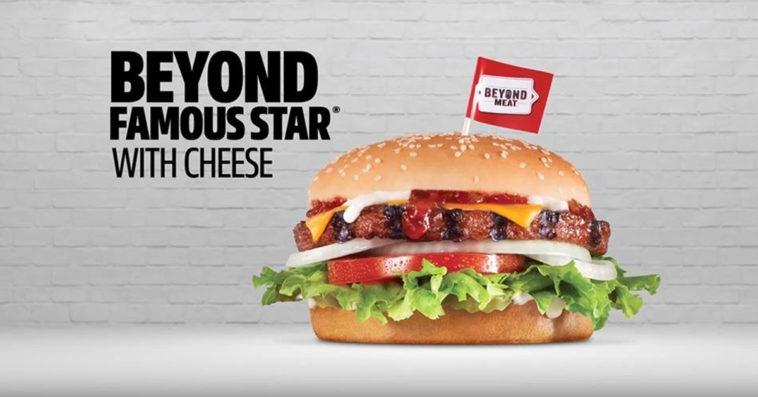 Beyond Famous Star At Carl's Jr. Represe…