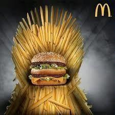 McDonald's, Vegan Burgers And Game Of Th…
