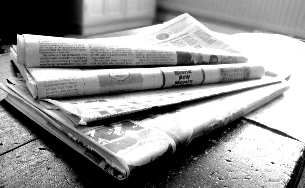 News Publishing Deemed 'Essential,' but …