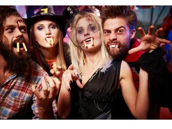Halloween Is For Millennials...And Socia…