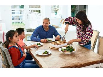 Americans Continue To Eat Mainly At Home…