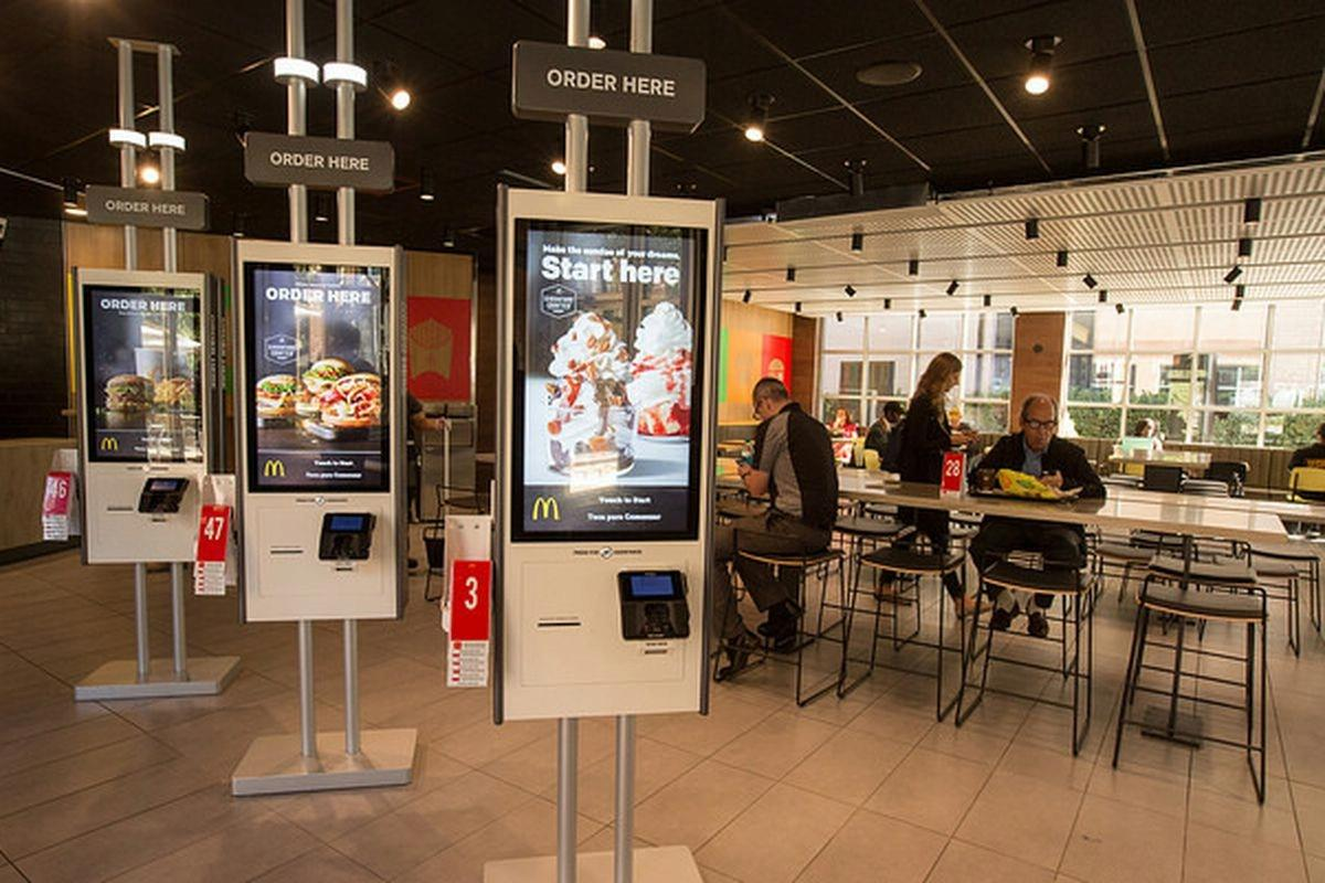 McDonald's 'Experience of the Future'