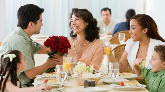 Mother's Day And Restaurants Go Hand In …