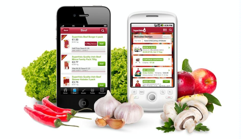 Online Food Shopping Is Growing, But So …